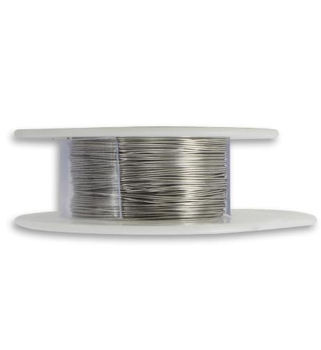 26 GA Artisan Pewter Wire (60 ft)