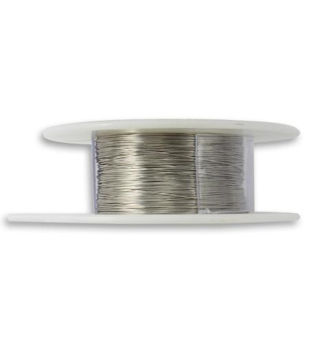 28 GA Artisan Pewter Wire (90 ft)