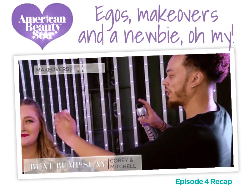 ABS Episode 4 - Egos, makeovers and a newbie, oh my!
