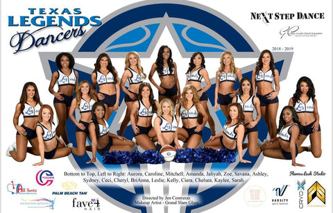 Texas Legends Dancers