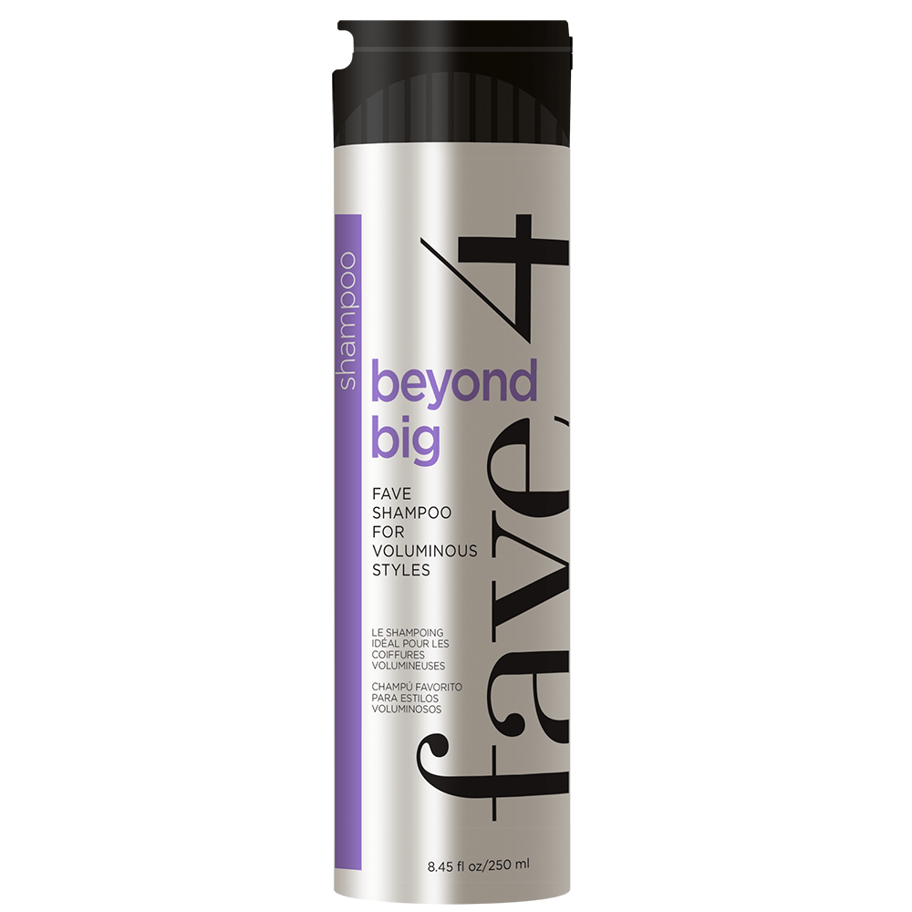 Fave4 Shampoo/Conditioner Beyond Big - Fave Shampoo for Voluminous Styles 113331