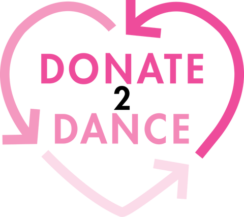 DailyKarma flat-donation Donate2Dance: Give $1, $3 or $5 when you order