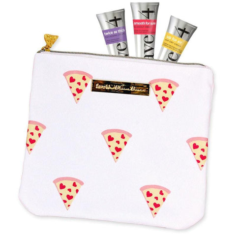 Fave4 Sweet Deals PIZZA Carry-All Makeup Clutch 114101
