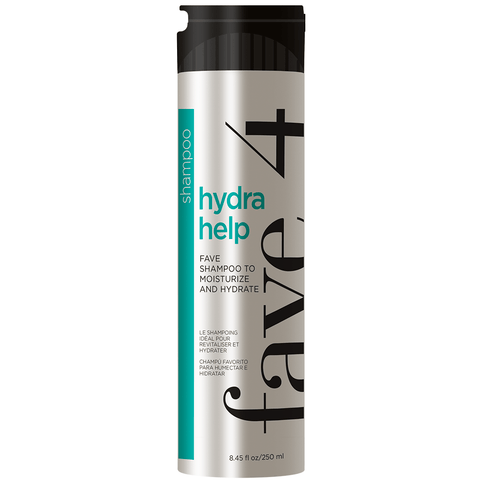 Fave4 Shampoo/Conditioner Hydra Help - Fave Shampoo to Moisturize and Hydrate 113332
