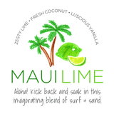 Volumizing Shampoo Maui Lime Fragrance