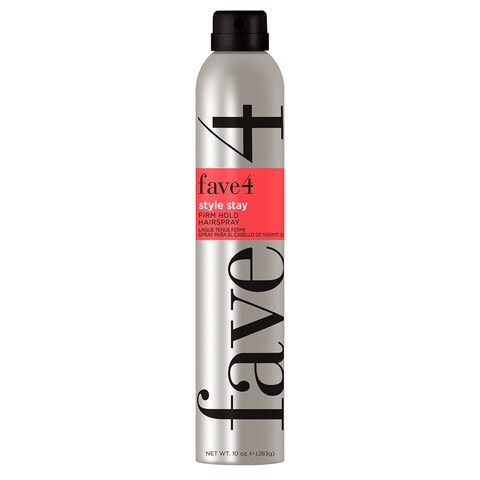 Fave4 Hairspray Style Stay - Firm Hold Hairspray 123314