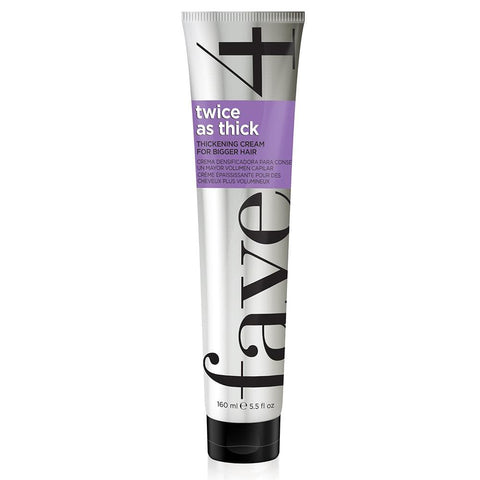 Fave4 Styling Twice as Thick - Thickening Cream 113322