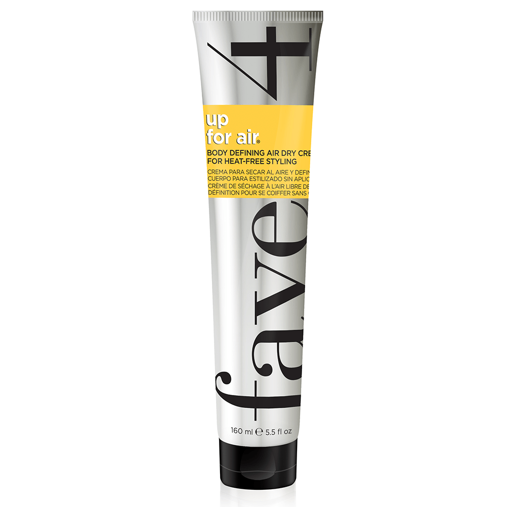 Fave4 Styling Up for Air - Air Dry Cream for Heat Free Styling 113321