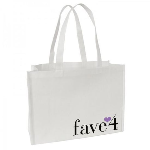 Fave4 Sweet Deals Fanatic Tote Bag 888001