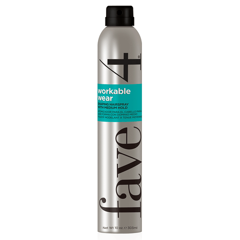 Fave4 Hairspray Workable Wear - Shaping Hairspray 113311