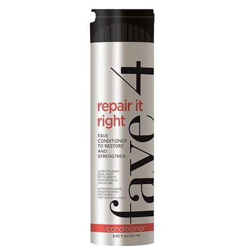 repairing and strengthening conditioner with proteins for stronger smoother hair