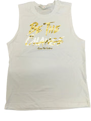Be The Change-Muscle Tank