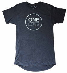One Love-Long Body Tee