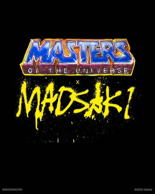 Masters of the Universe x Madsaki. Eternia has a new champion. December 2020