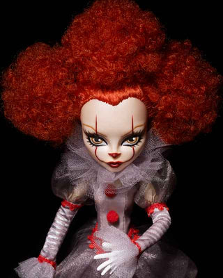 IT PENNYWISE MONSTER HIGH COLLECTOR DOLL