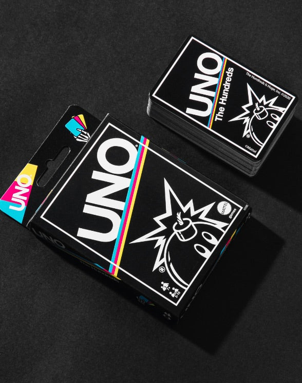 UNO® The Hundreds Card Game