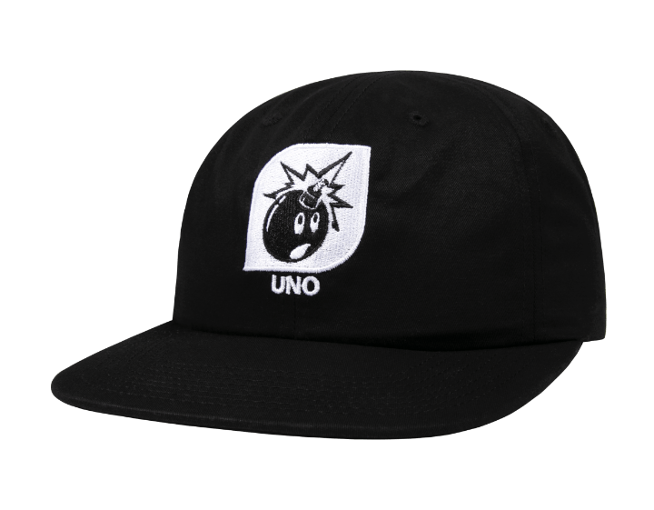 "The Hundreds x UNO ""Adam Bomb"" Snapback Hat"