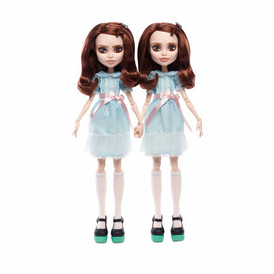 The Shining Grady Twins Collector Dolls
