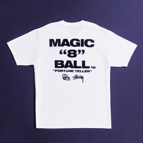 Stussy + Magic 8 Ball® T Shirt