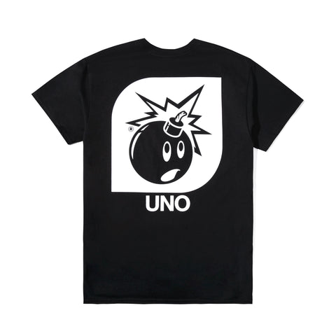 "The Hundreds x UNO ""Adam Bomb"" Card T-shirt"