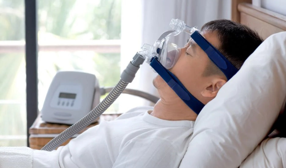 CleanFlash CPAP BiPAP Cleaner Sanitizer -BiPAP Therapy