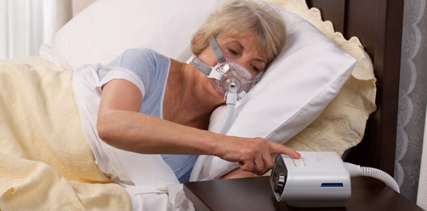 CleanFlash CPAP BiPAP Cleaner Sanitizer - BiPAP Therapy