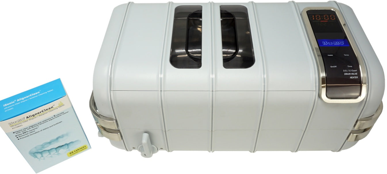 iSonic P4831 - Ultrasonic CPAP Cleaner