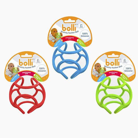Bolli Stretchy Teether Ball