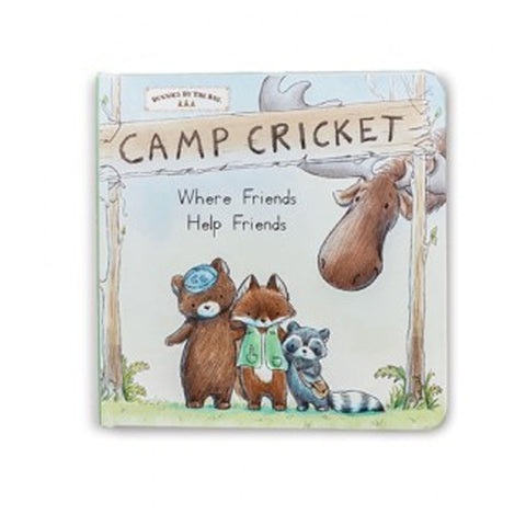 Bunnies By The Bay Camp Cricket Book