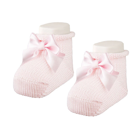 Baby Booties - Bows