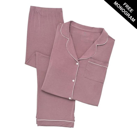 Kyte Women's Long Sleeve Pajamas