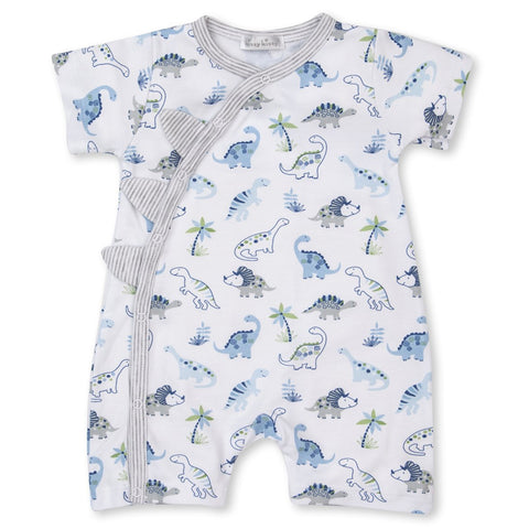 Pima Cotton Shortall Dino Dash