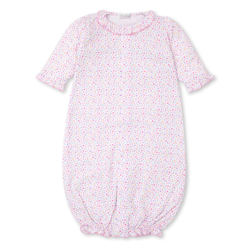 Pima Cotton Converter Gown Mini Hearts Print