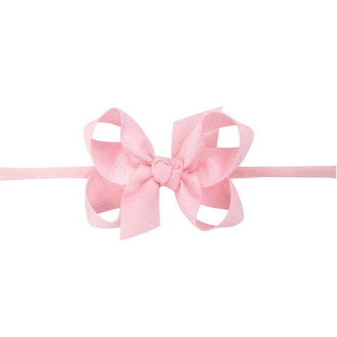 Headband With Medium Bow