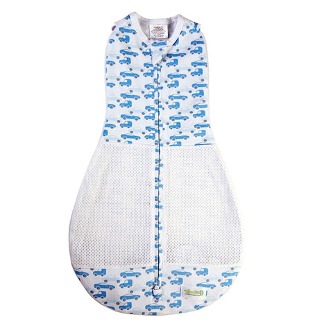 Grow With Me Air Swaddle by Woombie