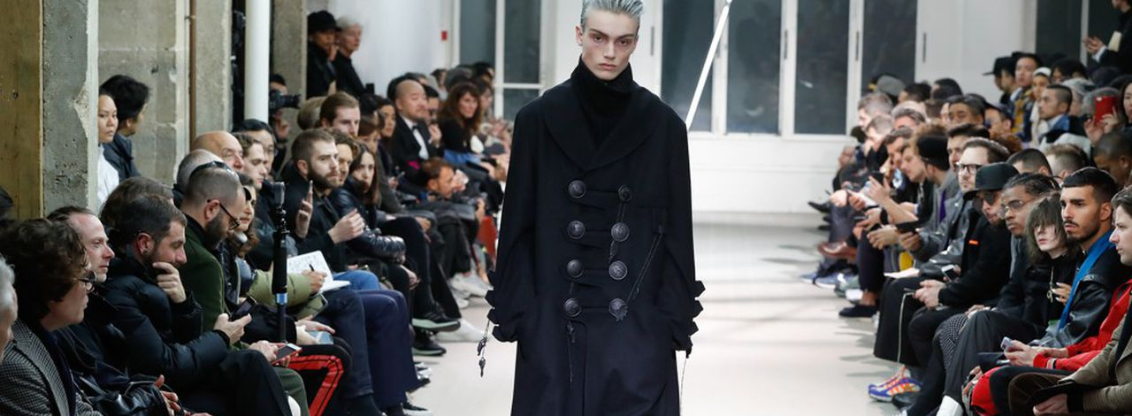 Fashion Week Homme Hiver 2019