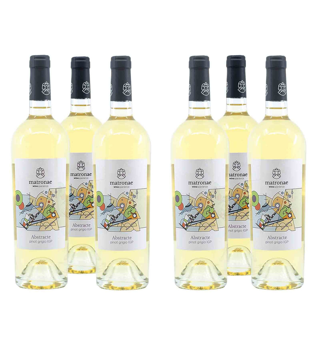 Abstracte Pinot Grigio IGP Matronae - Case of 6 bottles
