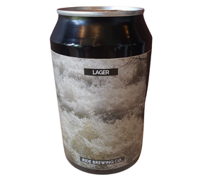 Ride Brewing Co Lager - 330ml Can