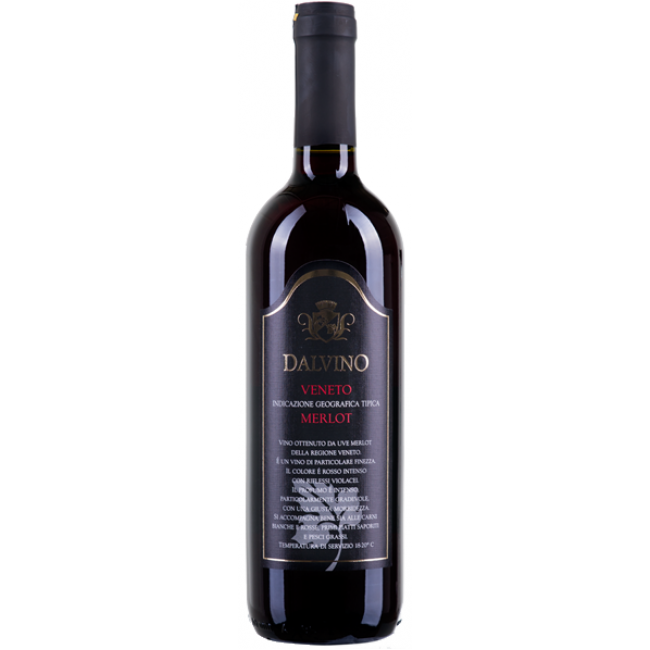 Merlot Dalvino - 750ml Bottle