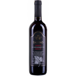 Merlot Dalvino - Case of 6 bottles