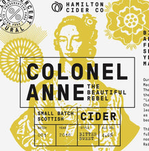 Load image into Gallery viewer, Colonel Anne Cider - Case of 16 Bottles