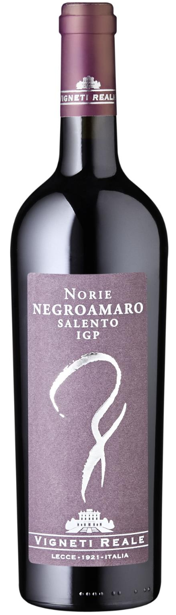 Negroamaro Salento IGP Vigneti Reale - Case of 6 bottles