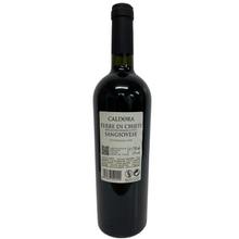 Load image into Gallery viewer, CALDORA Sangiovese Terre di Chieti IGT - 750ml bottle