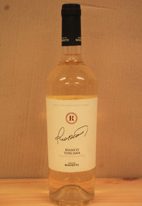 Bianco Toscana IGT Tenute Rossetti - Case of 6 bottles