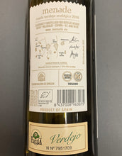 Load image into Gallery viewer, Menade Rueda Verdejo Ecologico VEGAN - Case of 6 Bottles