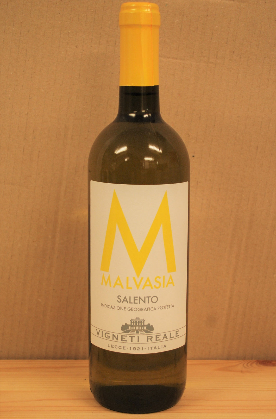 Malvasia Bianca - Salento IGP Vigneti Reale - 750ml bottle