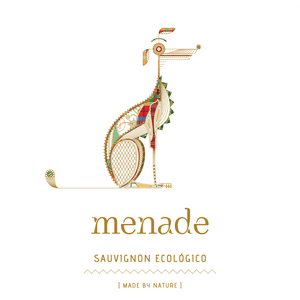 Menade Sauvignon Ecologico VEGAN -750ml Bottle