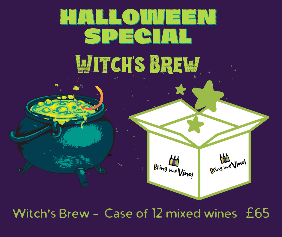 Witch's Brew - Mixed case of 12 wine bottles