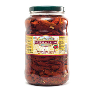 Sun Dried Tomatoes - La Terra Dei Sapori 1.7 Kgs drained weight