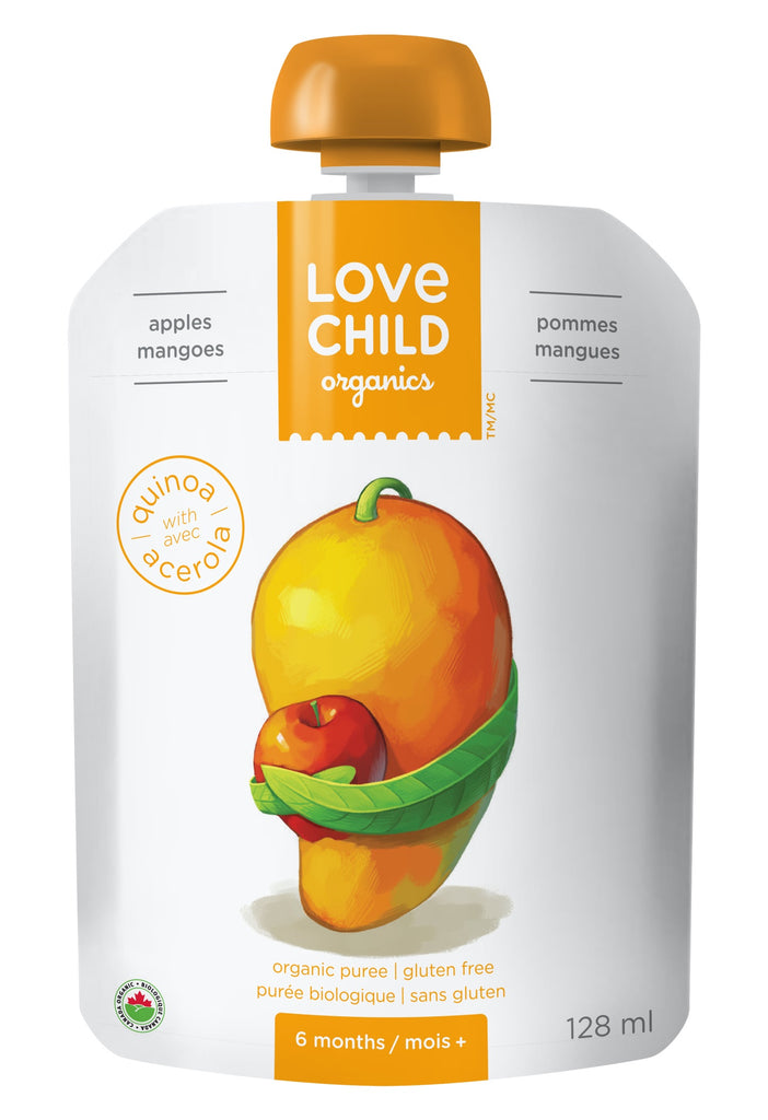 Superblends: Apples & Mangoes
